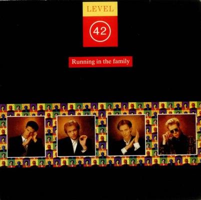 Running In The Family - Level 42