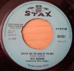 Sittin' on the dock of the bay - Otis Redding
